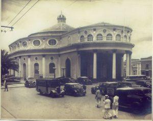 Teatro Guzmán Blanco. Colec. Caracas siglo XIX - XX)