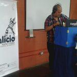 Niños y niñas festejaron los 53 aniversarios de la Agrupación teatral Cantalicio
