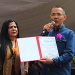 """""""Marcha de los claveles"""": Un homenaje para el Cantor del Pueblo"""