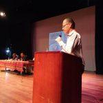 Ministro Villegas: En revolución  estamos abiertos al pensamiento crítico