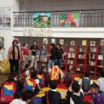 Con cuentos chinos comenzó la diversión en el Pabellón Infantil de la Filven 2019