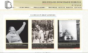 Biblioteca del Bicentenario de Bolivia