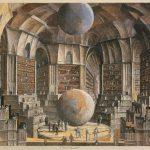 """""""La Biblioteca de Babel"""", de Jorge Luis Borges: conocerás el universo al visitarla"""
