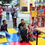 Niñas y niños de San Agustín del Sur echan a volar su imaginación