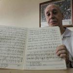 Francisco Rodrigo, un octogenario que vivirá por siempre en la Biblioteca Nacional