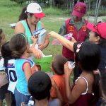 Jornada de Promoción de Lectura en Misiones La Dignidad en Barinas