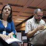 El escritor Fedosy Santaella compartió a su autor preferido en la Biblioteca Nacional