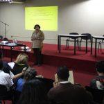 Trabajadores de Biblioteca Nacional recibieron taller básico de redacción periodística