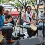 Al son de los tambores finalizó la semana mundial de África en Venezuela