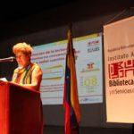 Se ofreció la conferencia América española, regiones de América y nación en el 2° Encuentro El libro, la lectura y la escritura como constructores de identidad patrimonial