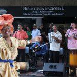 En la Biblioteca Nacional se exponen logros del gobierno Boliviano