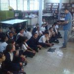 En la Red de Bibliotecas Públicas se celebra el 13° Festival Mundial la Poesía