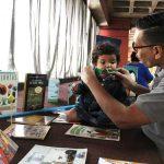 Sala de Lectura Mamá Rosa de la Biblioteca Nacional se celebró su 1° Aniversario