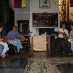 En la actividad Lectura y Poesía se habló del poeta Vicente Huidobro