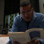 El Fuego Fatuo de Mélinton Salazar relumbró en la Biblioteca Simón Rodríguez