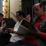 Se desplegó poesía de Víctor Valera Mora en la Biblioteca Simón Rodríguez