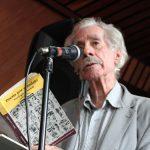 Juan Calzadilla compartió tertulia poética con jóvenes liceístas