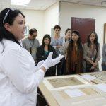 Los participantes de Residencias en Preservación y Conservación dieron a conocer su trabajo
