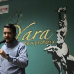 Biblioteca Nacional presentó Exposición documental Yara sublime y profana