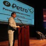 """Andrés Álvarez:""""El Petro es punta de lanza de una revolución económica en Venezuela """""""