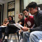 La poesía vuelve a la Biblioteca Simón Rodríguez con homenaje al Comandante Chávez
