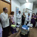 Trabajadores del sector cultural contarán con servicio odontológico en la Biblioteca Nacional
